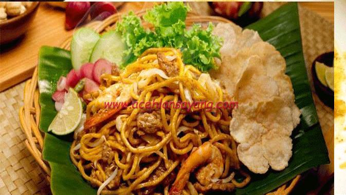 Makanan Khas Aceh Yang Unik dan Menggiurkan