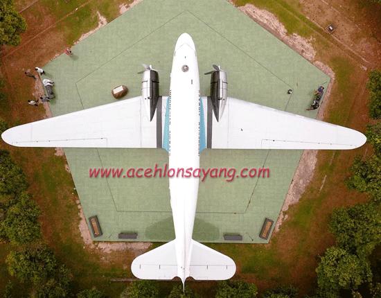 Pesawat Seulawah Agam