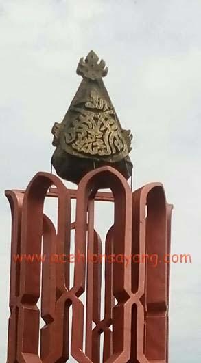 Diorama Misykah Kerajaan Islam Samudra Pasai