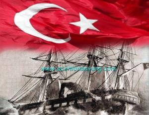 Ertogroul Kapal Perang Pertama Turki