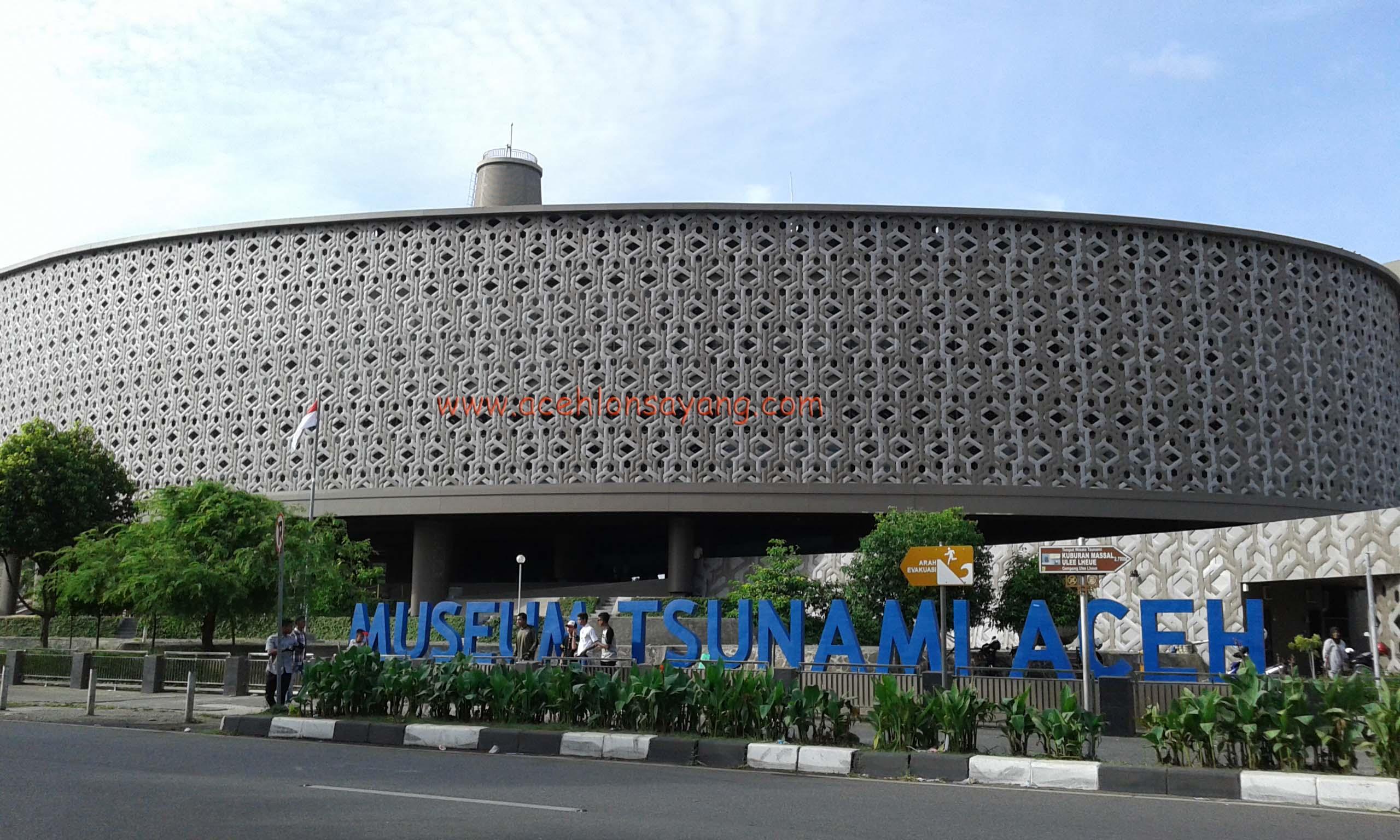 Gedung Museum Tsunami