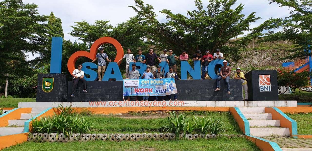 Objek Wisata, I Love Sabang