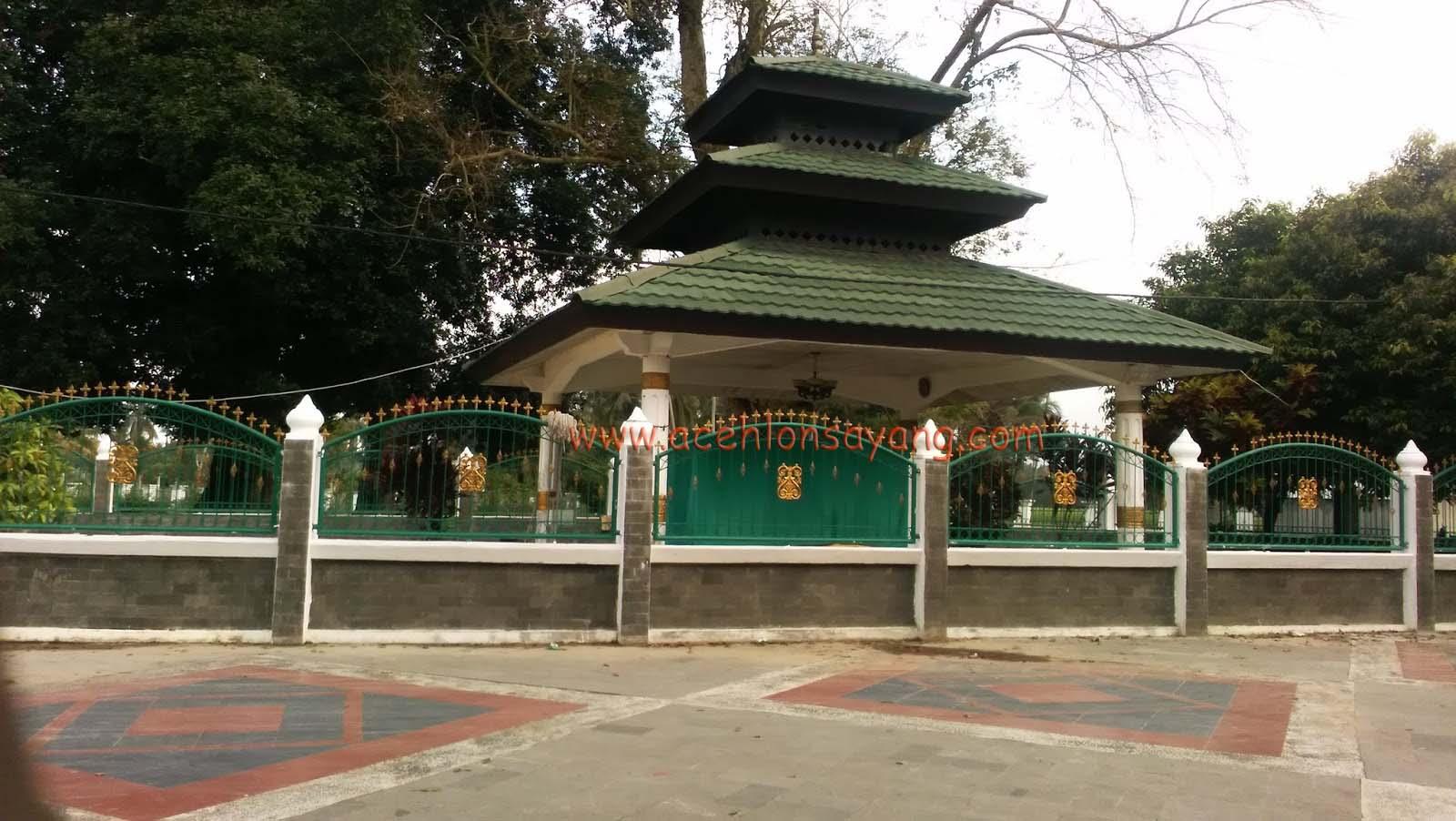 Makam Raja Samudra Pasai, Sultan Malikussaleh