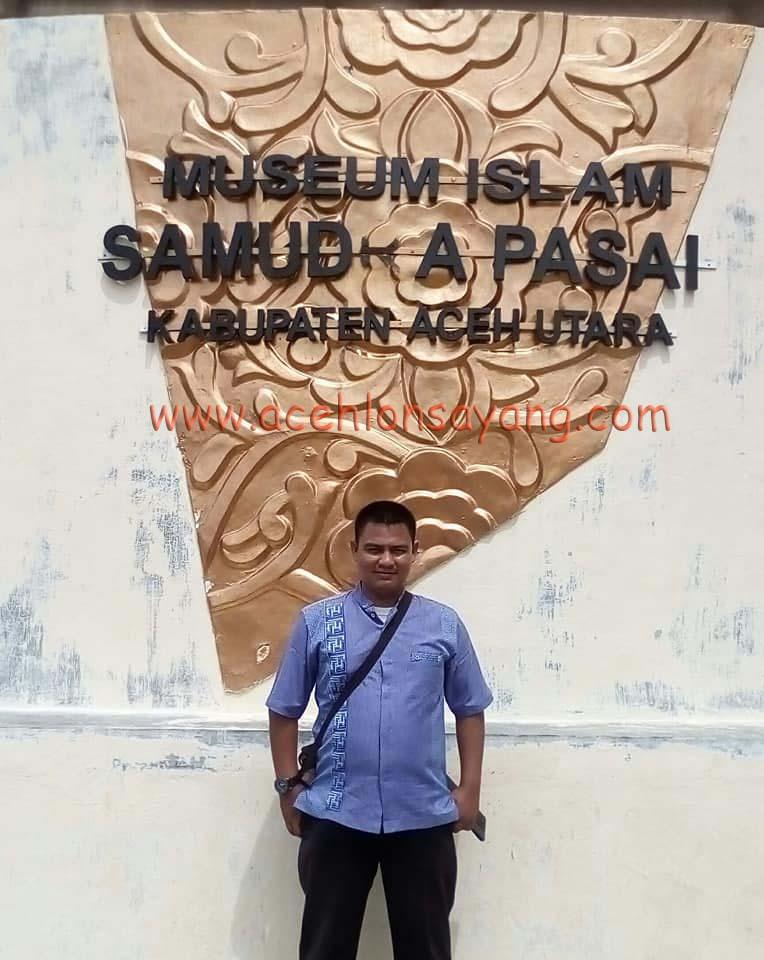 Museum Islam Samudra Pasai Aceh Utara