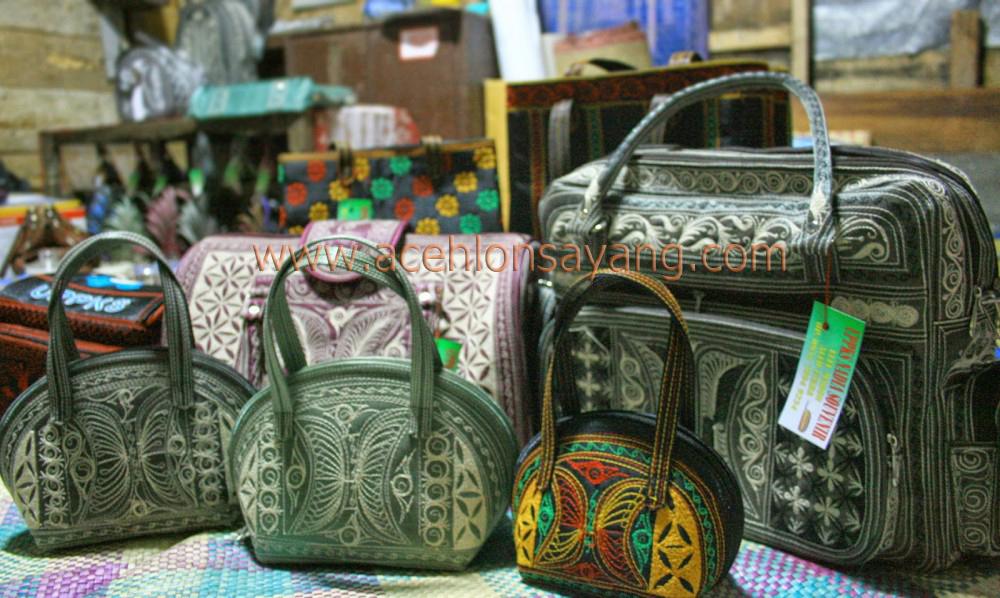 Tas Khas Aceh, Hasil dari UMKM