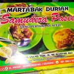 Martabak Durian Geudong Pasee Yang Hits Dan Legendaris